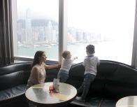 Hong Kong Island vista